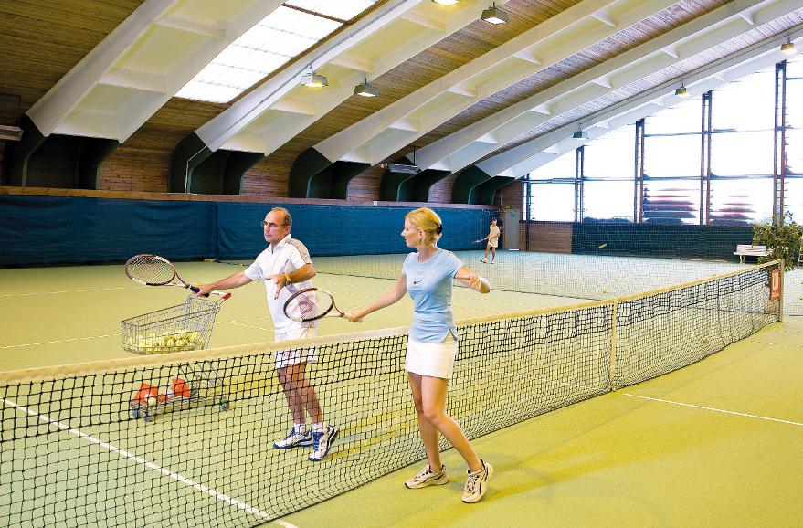Elixhauser Wirt Tennis